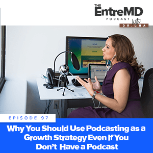 Why You Should Use Podcasting as a Growth Strategy Even if You Don't Have a Podcast